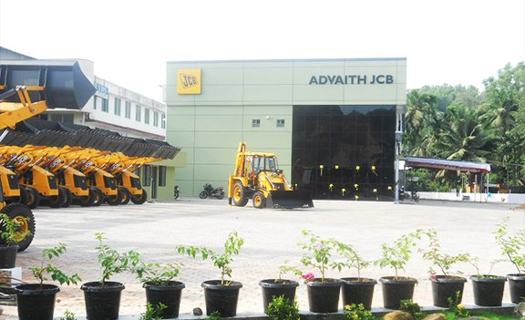 Advaith JCB Mangalore