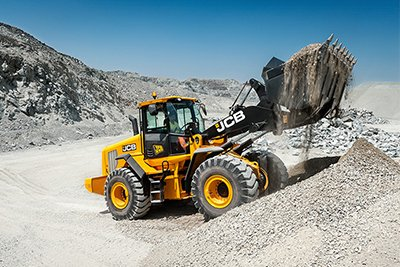 JCB Wheeled Loaders Price India