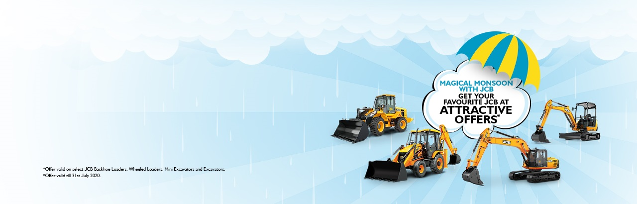 JCB MONSOON SALE Mangalore